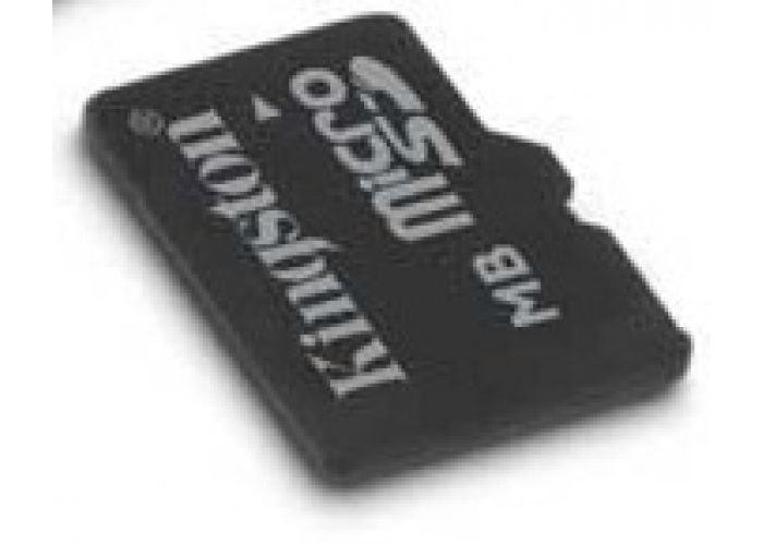 Paměťová karta Kingston micro SDHC Class 4 16GB, bez adaptéru