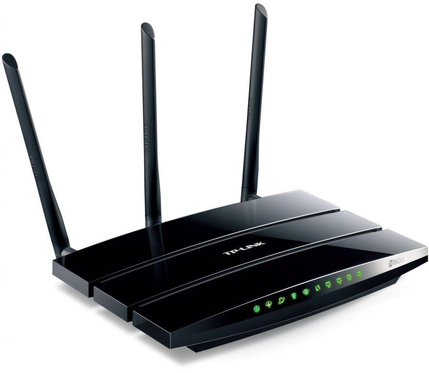 ADSL router TP-Link TD-W8980B ADSL2+ MODEM, USB, 4xGigabit LAN /WIFI 2,4GHz 300Mbps a 5GHz