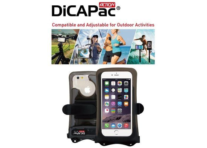 Podvodní pouzdro DiCAPac Action WP-C1A pro smartphone telefony (do 5.1