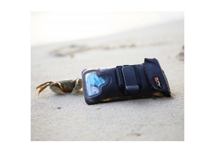 Podvodní pouzdro DiCAPac Action WP-C2A pro větší smartphone telefony (do 5.7
