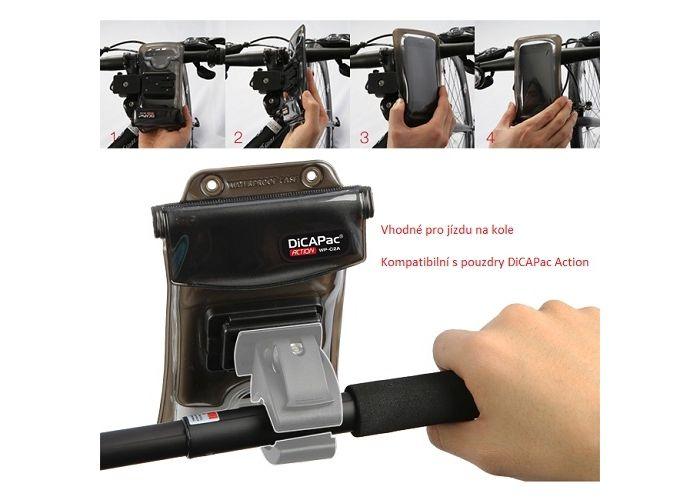 Příslušenství DiCAPac Action DP-1A sportovní popruh na paži