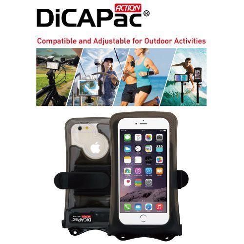Příslušenství DiCAPac Action DP-1B držák na kolo