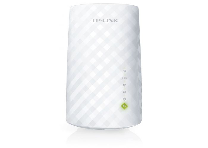 WiFi router TP-Link RE200 AP/Extender/Repeater - AC750