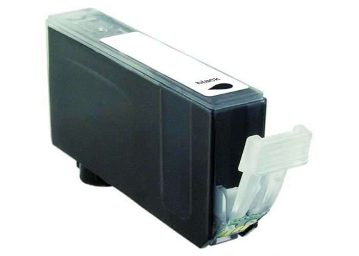 Inkoust CLI-526Bk kompatibilní černý pro Canon Pixma iP4850, IP4950, MG5150 (11ml)