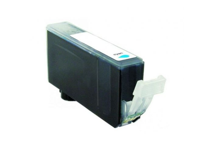 Inkoust CLI-526C kompatibilní azurový pro Canon Pixma iP4850, IP4950, MG5150 (11ml)