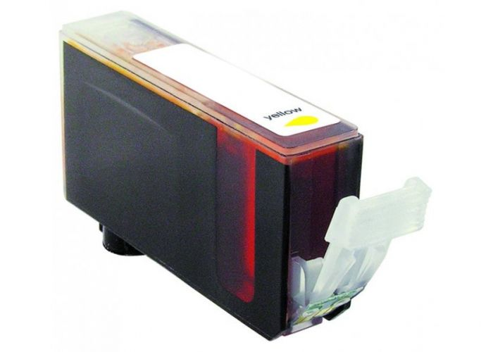 Inkoust CLI-526Y kompatibilní žlutý pro Canon Pixma iP4850, IP4950, MG5150 (11ml)