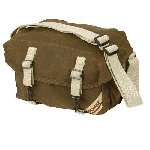 Brašna Domke F-6  LITTLE BIT SMALLER RUGGEDWEAR Brown