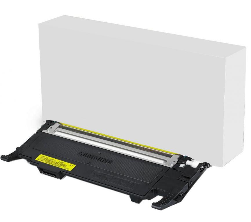 Toner CLT-Y4072 kompatibilní žlutý pro Samsung CLP320/325 (1000str./5%)
