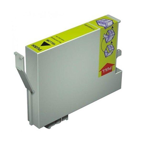 Inkoust T0714 kompatibilní žlutá pro Epson Stylus D78 (15ml)