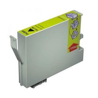Inkoust T0714 kompatibilní žlutá pro Epson Stylus D78 (12ml)
