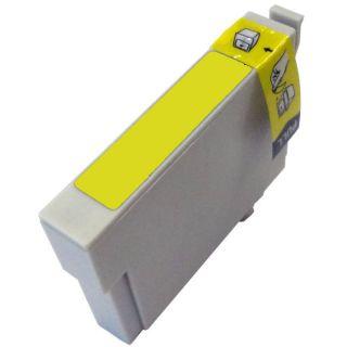 Inkoust T0804 kompatibilní žlutý pro Epson Stylus R360 (15ml)