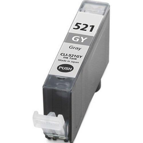 Inkoust CLI-521GY kompatibilní šedivý pro Canon Pixma IP3600, IP 4600, MP 540 (11ml)