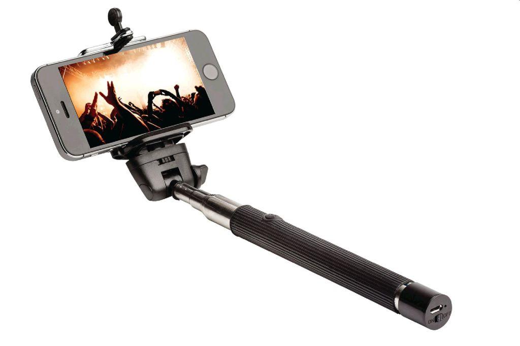 Stativ monopod KÖNIG Bluetooth teleskopická selfie tyč
