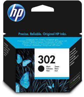 Inkoust HP No 302 černá, F6U66AE