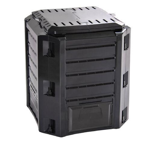 Kompostér 380 l COMPOGREEN (černý)