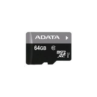 Paměťová karta Adata 64GB MicroSDXC Premier ,class10 with Adapter