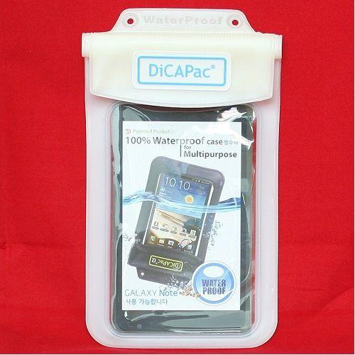 Podvodní pouzdro DiCAPac WP-565 víceúčelové, barva zelená