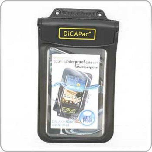 Pouzdro DiCAPac WP-565 zelené