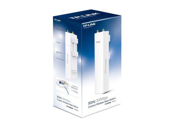 Venkovní jednotka TP-Link WBS510 5GHz, 2T2R, 2x RP-SMA