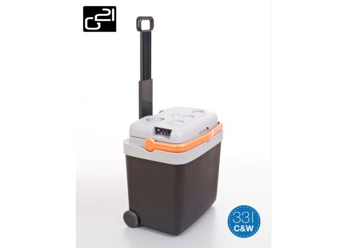 Autochladnička G21 C&W 33 litrů , 12/230 V