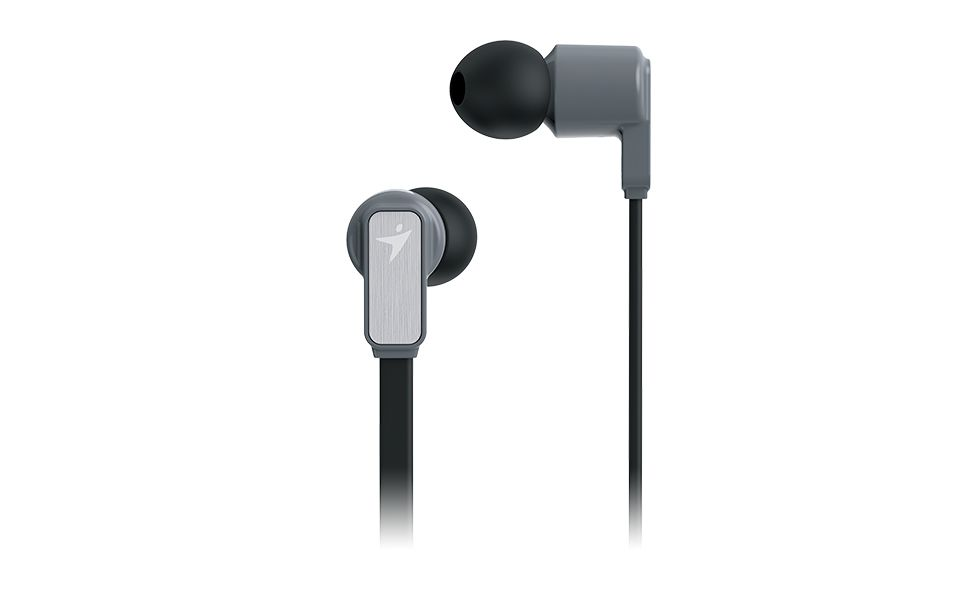 Sluchátka Genius HS-M260 mobile headset,iron gray