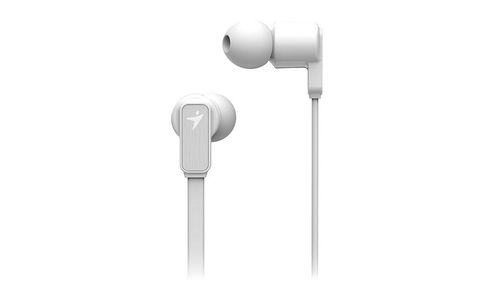 Sluchátka Genius HS-M260 mobile headset,white