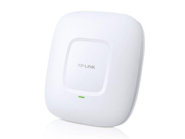 WiFi router TP-Link EAP115 stropní AP, 1x WAN, (2,4GHz, 802.11n) 300Mbps