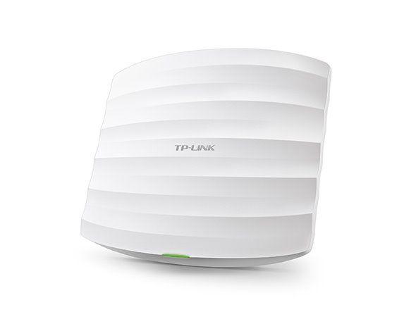 WiFi router TP-Link EAP320 stropní AP/client/bridge/repeater, 1x Gigabit WAN, 2,4 a 5 GHz, AC1200