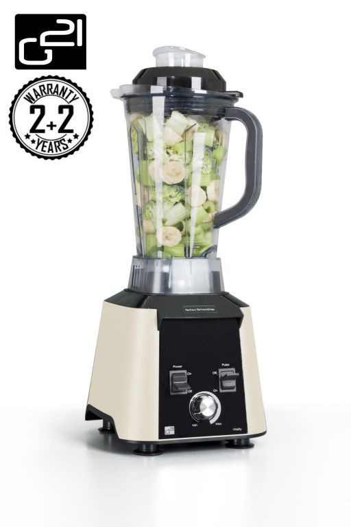 G21 Perfect smoothie Vitality Cappuccino 38776 Blender