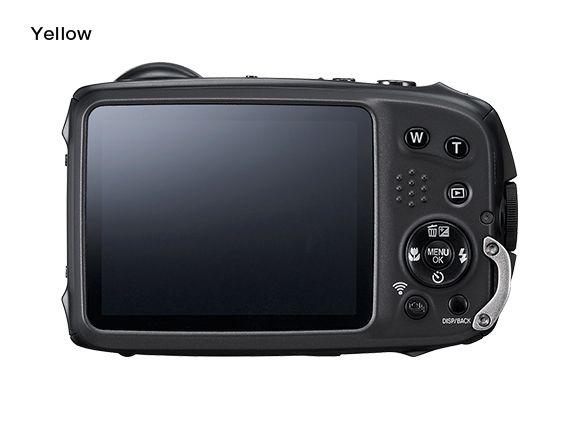 Digitální fotoaparát Fujifilm XP90 Yellow