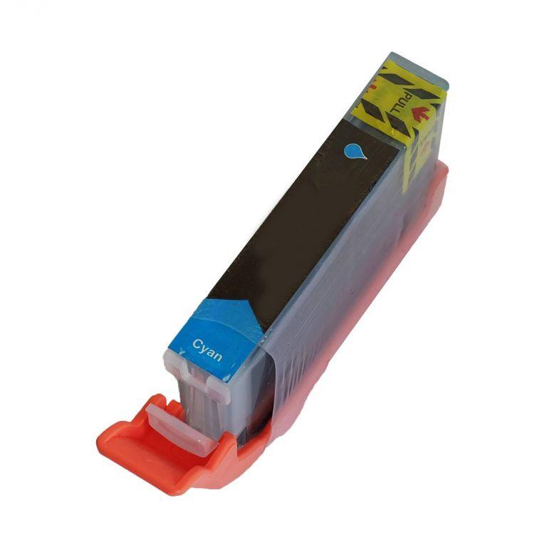 Inkoust CLI-8C kompatibilní azurový pro Canon (14ml)