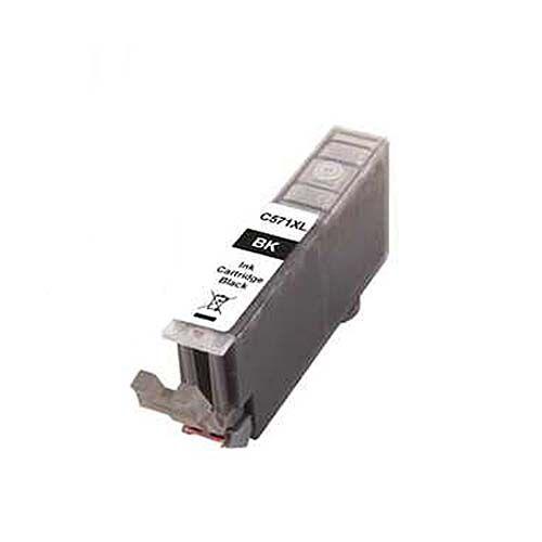 Inkoust CLI-571Bk XL kompatibilní černý pro Canon (13ml)