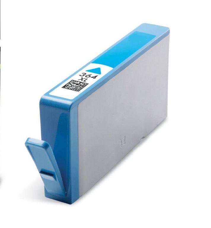 Inkoust CB323EE (No.364XL) kompatibilní azurový pro HP (15ml)
