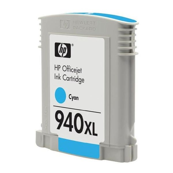 Inkoust C4907AE No.940XL kompatibilní azurový pro HP (28ml)