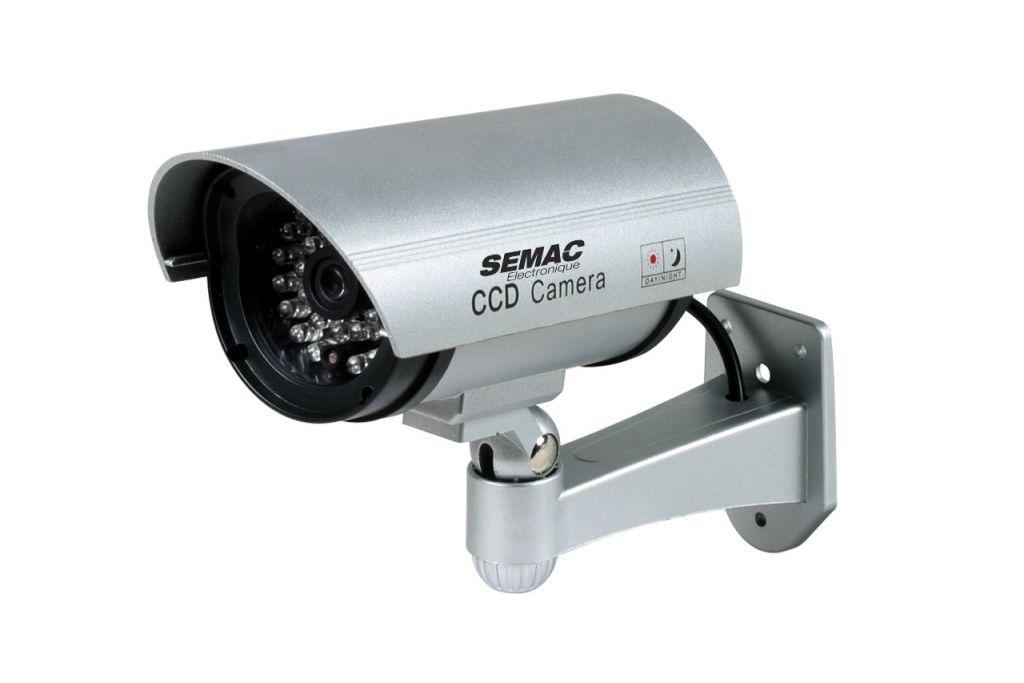 Atrapa Optex CAM 562 maketa venkovní kamery