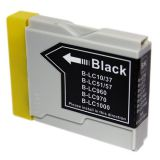 Inkoust B-LC1000Bk/970Bk kompatibilní černý pro Brother (23ml)
