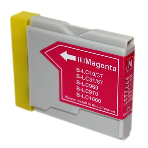 Inkoust B-LC1000M/970M kompatibilní purpurový pro Brother (20ml)