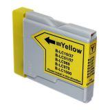 Inkoust B-LC1000Y/970Y kompatibilní žlutý pro Brother (20ml)