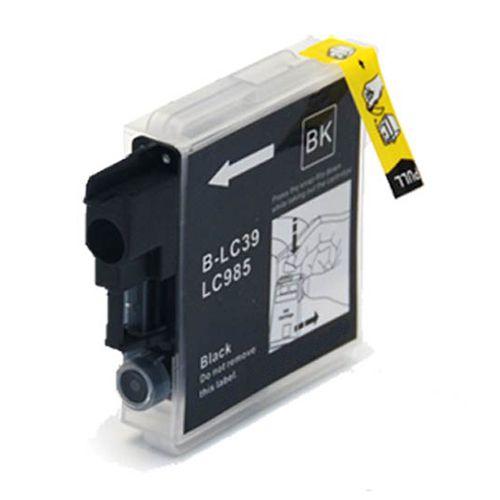Inkoust LC985Bk kompatibilní černý pro Brother (17ml)
