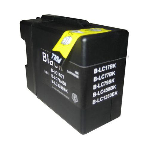 Inkoust LC1280Bk kompatibilní černý pro Brother (30ml)