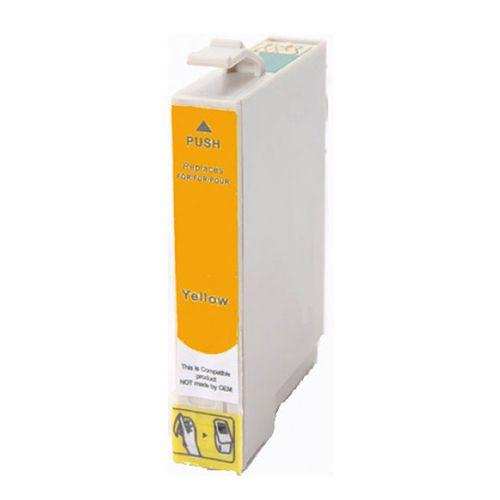 Inkoust T0484 kompatibilní žlutý pro Epson (18ml)