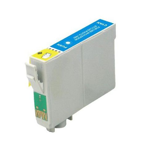 Inkoust T0552 kompatibilní azurový pro Epson (18ml)