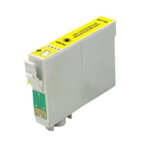 Inkoust T0554 kompatibilní žlutý pro Epson (18ml)