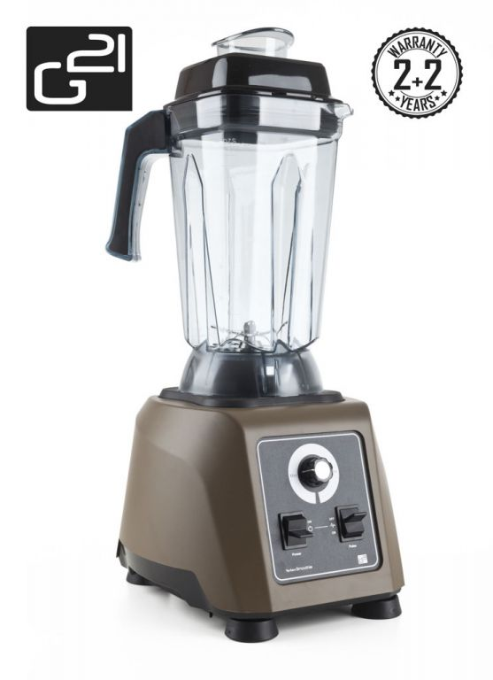 Blender G21 Perfect smoothie Dark Brown