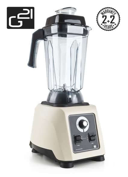 Blender G21 Perfect smoothie Cappuccino
