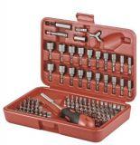 Sada nářadí fixPOINT Bit-set 113 ks z kvalitní nástrojové oceli S2