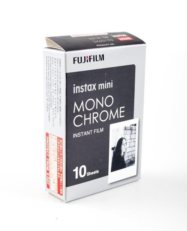 Instantní film Fujifilm INSTAX MINI Monochrome WW1