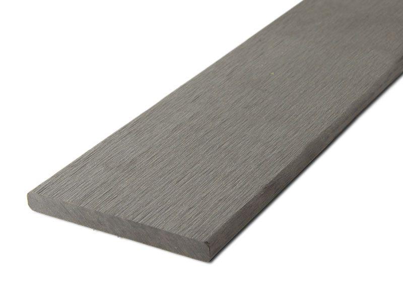G21 Incana Zakončovácí lišta plochá 0,9*10*200cm, mat. WPC