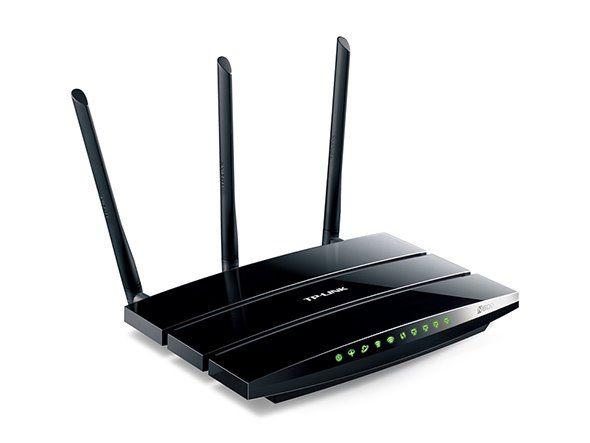 ADSL router TP-Link TD-W9980B VDSL/ADSL MODEM 4xGLAN, 2x USB, WIFI 2,4GHz a 5GHz