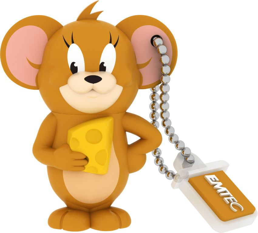 Flashdisk EMTEC HB103 Jerry 8GB USB 2.0